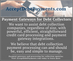 debt collection payment processing - Image 1