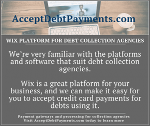 Wix debt collection - We make it easy to accept payments on Wix for debt collectors
