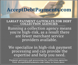 AcceptDebtPayments - LARIAT DEBT COLLECTION AGENCIES - Image 2