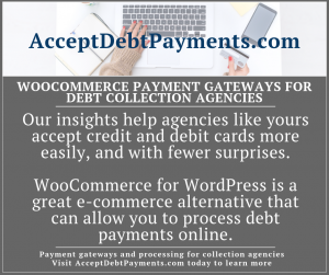 WOOCOMMERCE FOR DEBT COLLECTION AGENCIES - Image 1