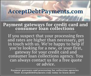 AcceptDebtPayments - credit card and consumer loan collections- Image 1