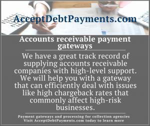 Summarizing our accounts receivable payment gateways information - image 2